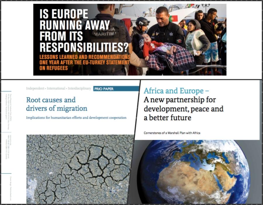 7b0a7064 Flyktninger, migranter og et Europa i endring - RORG-samarbeidet